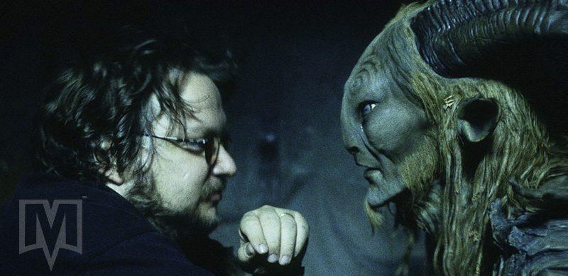 Guillermo del Toro e sua mais famosa criatura
