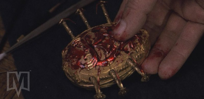 Cronos, de Guillermo del Toro