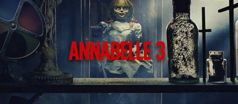 Annabelle 3, filme de terror de 2019