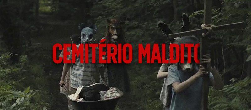 Cemitério Maldito, filme de terror de 2019