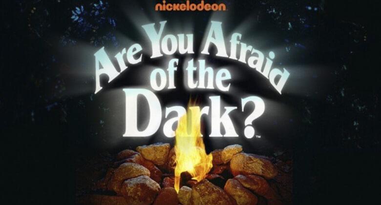 Curiosidades de Are you afraid of the dark