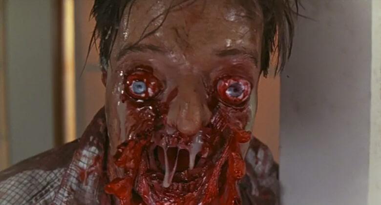 Body Melt, filme de terror de body horror