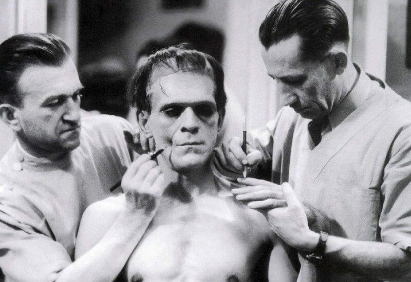 Jack Pierce, maquiador dos Monstros Clássicos