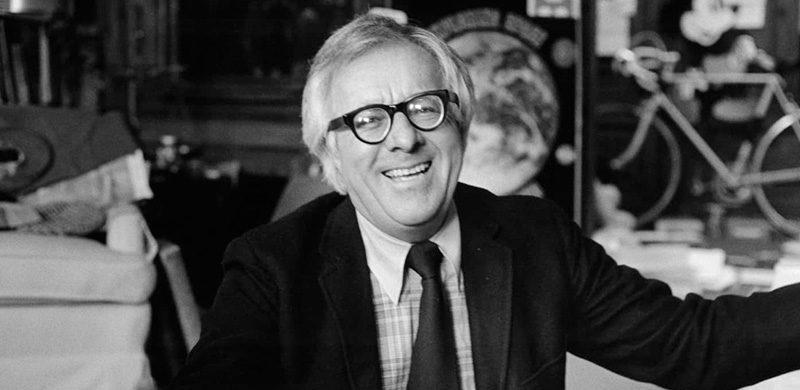 Ray Bradbury, autor de ficção científica