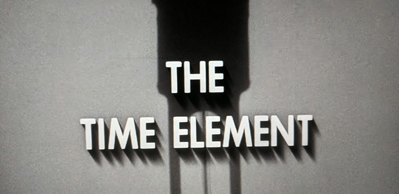 The Time Element, de Rod Serling