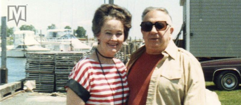 Ed e Lorraine Warre