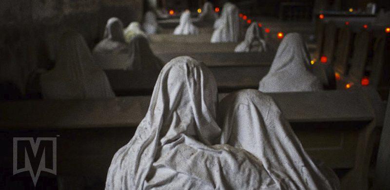 Kostel Svatého Jiří, a Igreja Fantasma