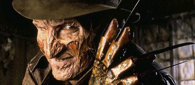 Freddy Krueger, personagem de A Hora do Pesadelo (1984)