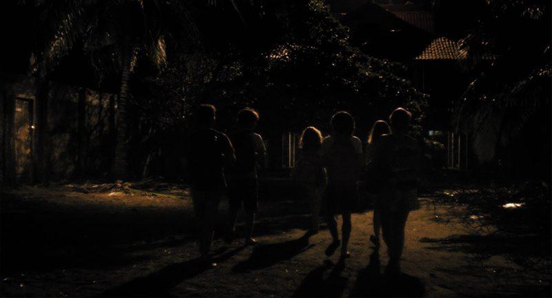 A Noite Amarela, slasher de terror brasileiro