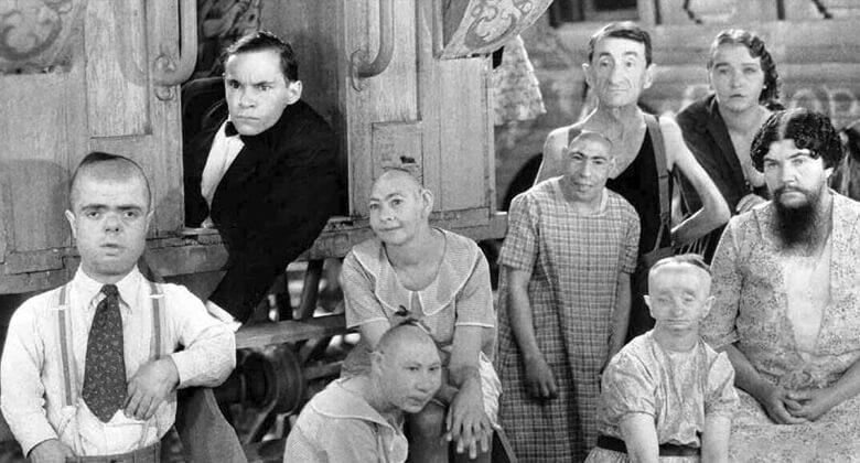 Filmes clássicos de terror da década de 1930: Freaks