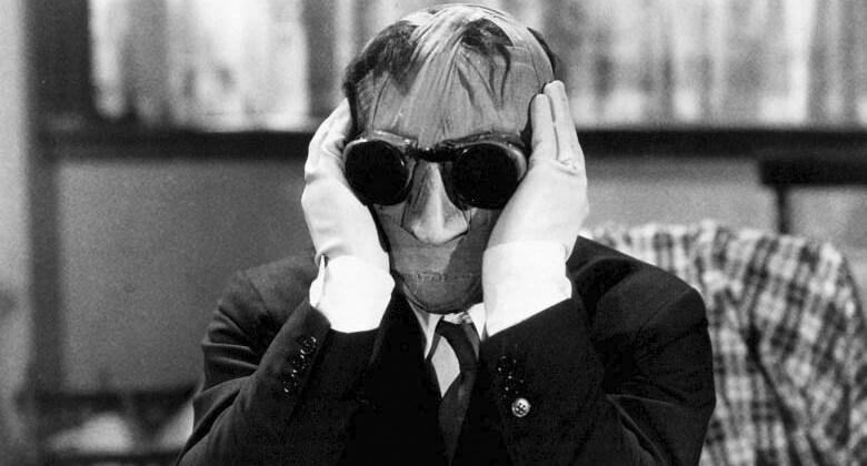 Filmes clássicos de terror da década de 1930: O Homem Invisível