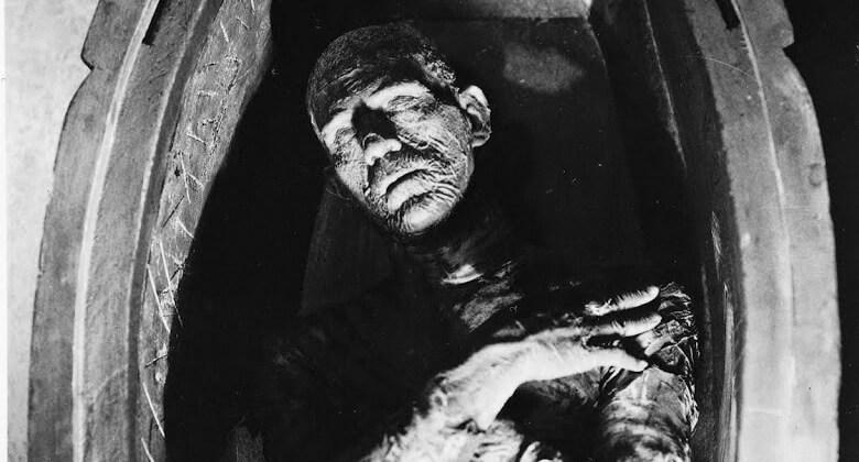 Filmes clássicos de terror da década de 1930: A Múmia