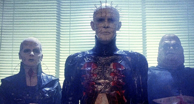 Hellraiser, filme de terror de Clive Barker