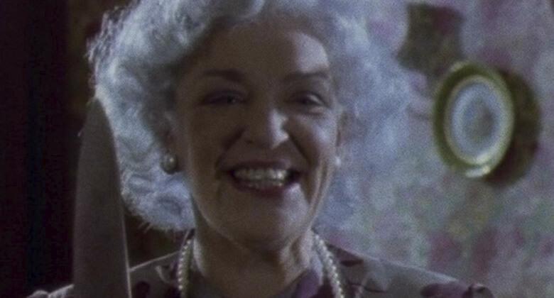 Mães macabras de filmes de terror: Vera Cosgrove (Fome Animal)