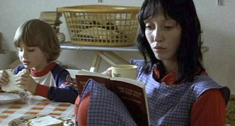 Mães macabras de filmes de terror: Wendy Torrance (O Iluminado)