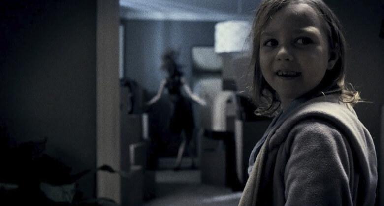 Mães macabras de filmes de terror: Mama, 2013