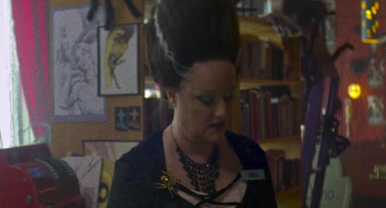 Referências de filmes de terror em Sabrina, da Netflix