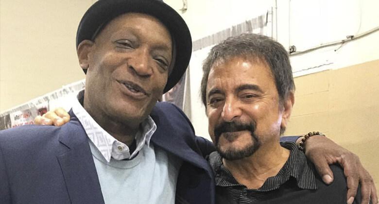 Tony Todd e Tom Savini