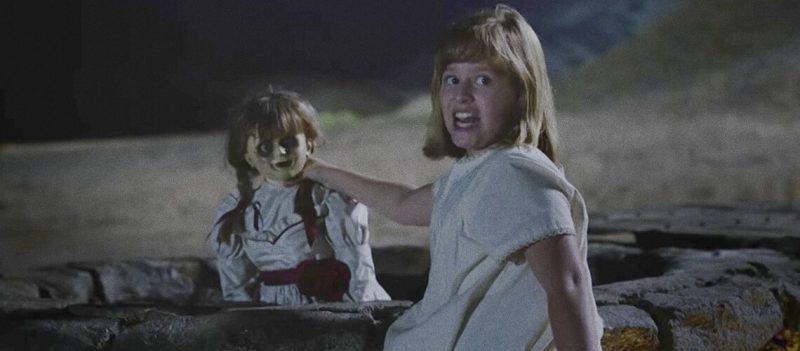 Annabelle 2 (2017), segundo filme da boneca possuída