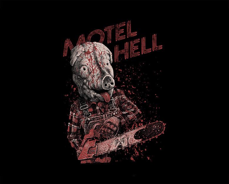 Motel Diabólico, por Balaclava Studio