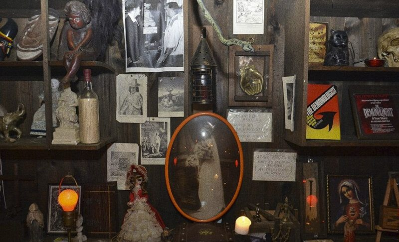 Museu do Oculto de Ed e Lorraine Warren