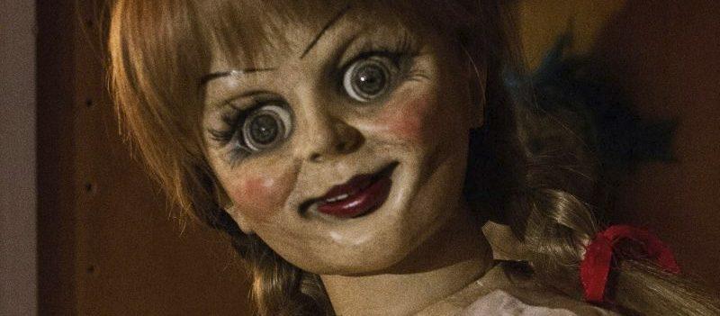 Annabelle, objeto amaldiçoado dos filmes de terror