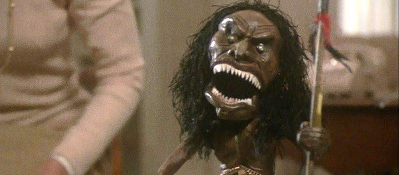 Estátua Zuni, objeto amaldiçoado dos filmes de terror