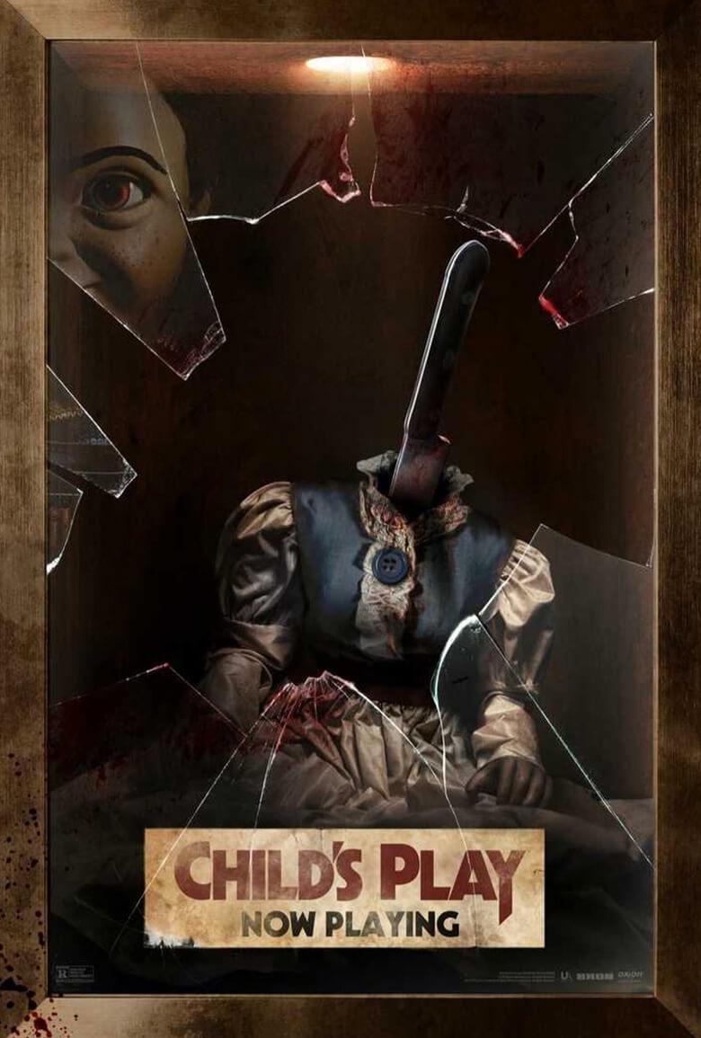 Pôster de O Brinquedo Assassino provoca Annabelle
