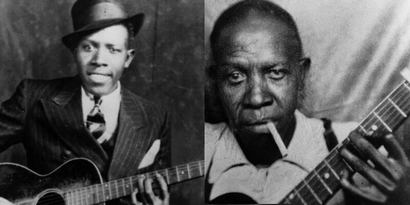 Clube dos 27 com FaceApp: Robert Johnson
