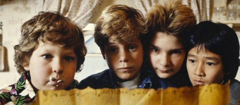 Os Goonies, filme clássico dos anos 80