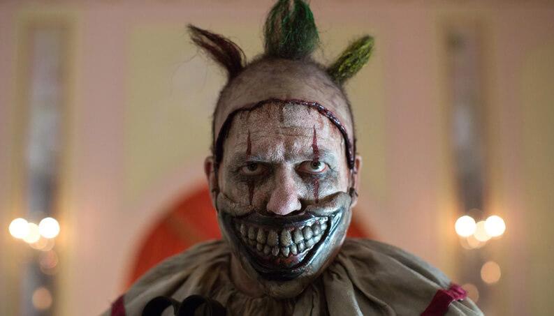 Galeria Macabra de palhaços em Killer Clown (DarkSide Books)