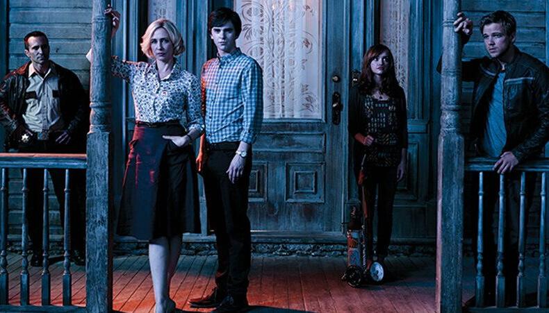 Bates Motel, série macabra na Netflix