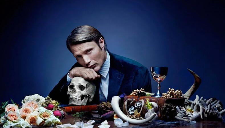 Hannibal, série macabra na Netflix