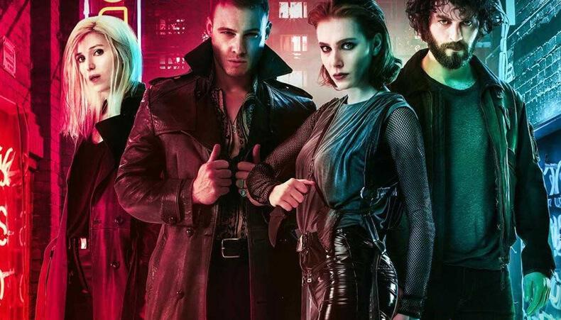 Immortals, série macabra da Netflix