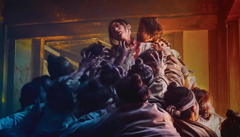 Kingdom, série macabra da Netflix