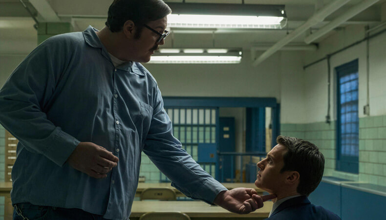 Mindhunter, série macabra da Netflix