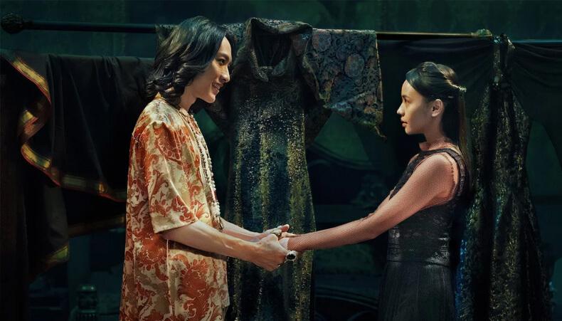 A Noiva Fantasma, série macabra da Netflix
