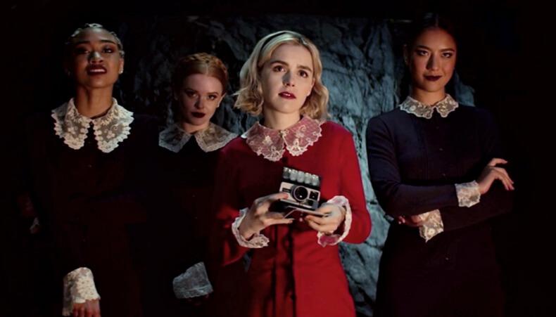 Sabrina, série macabra da Netflix