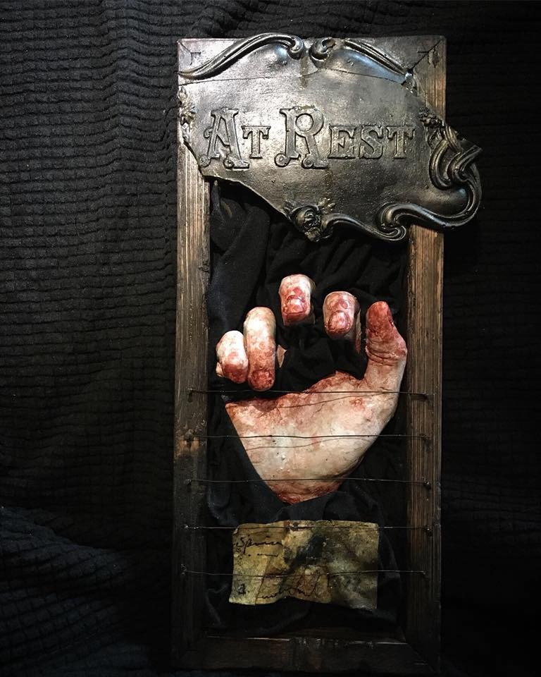 A arte macabra de Steph Sciullo