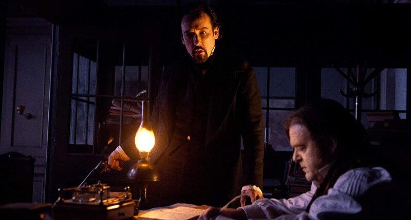 O Corvo, filme inspirado na obra macabra de Edgar Allan Poe