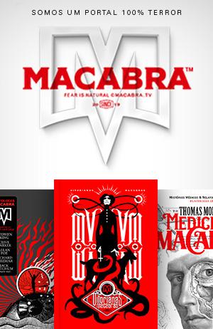 Livros da Macabra na DarkSide Books