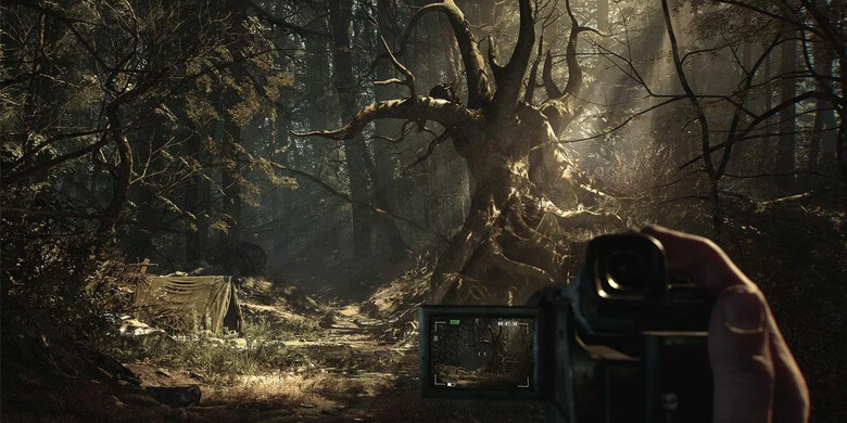 Games de terror de 2019: Blair Witch