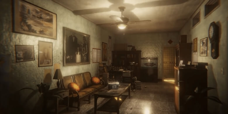 Games de terror de 2019: Devotion