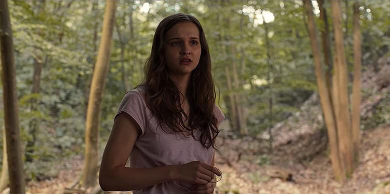 Martha em Dark, série macabra da Netflix