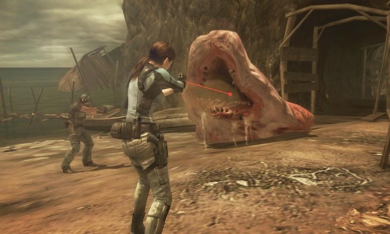 Resident Evil: Revelations, Capcom