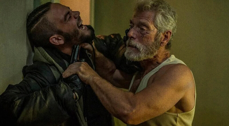 Don't Breathe, 2016