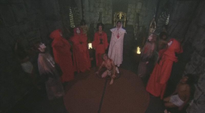 Exorcismo Negro, 1974