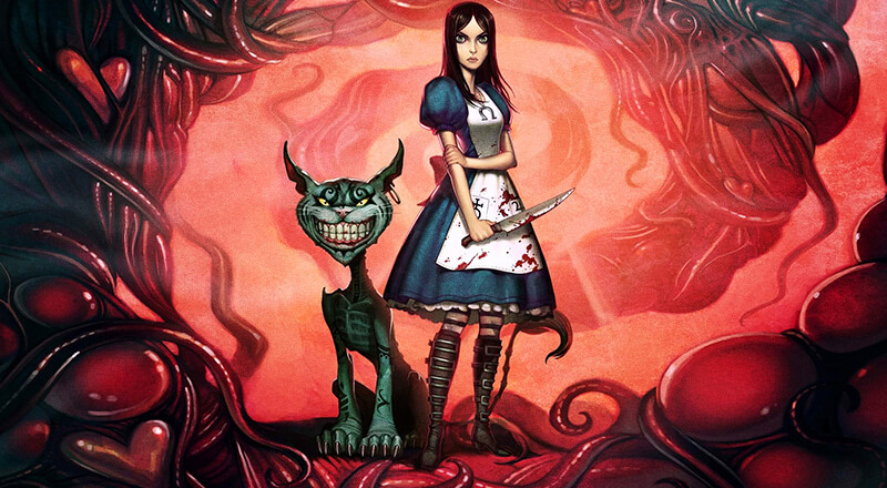 AMERICAN MCGEE'S ALICE (Rogue Entertainment, 2000)