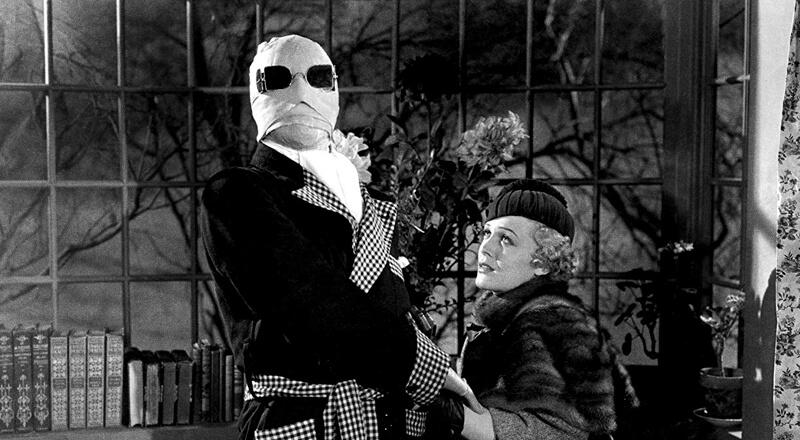 O Homem Invisível, filme clássico de terror de 1933