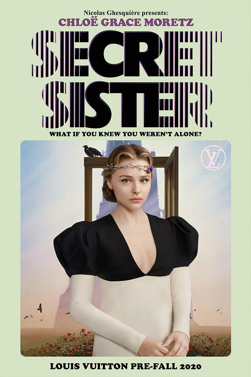 Moda Macabra: Coleção Pre-Fall 2020 da Louis Vuitton